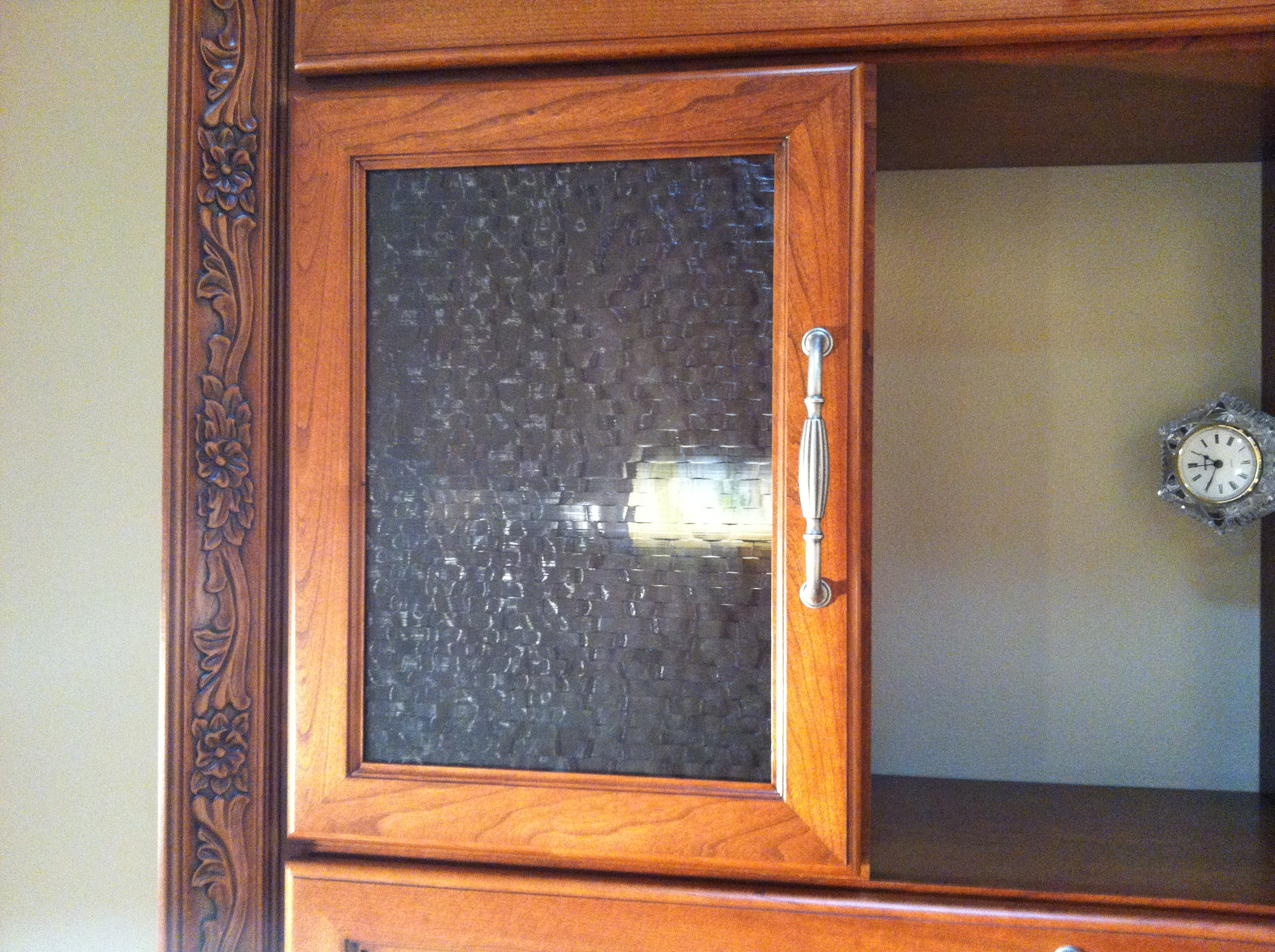 The Benefits and Challenges of Glass Front Cabinets Part I